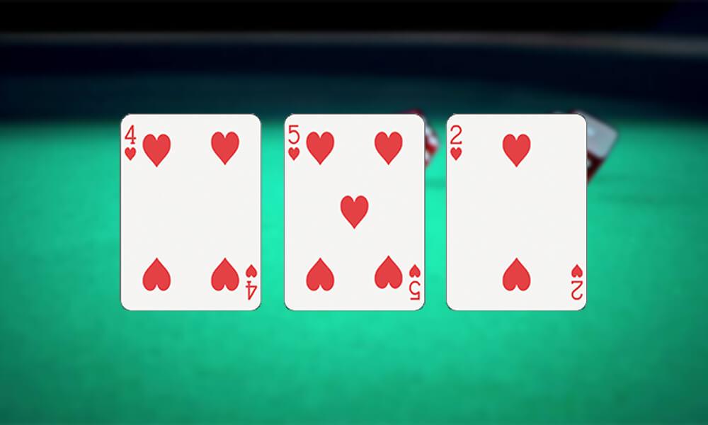 เกมไพ่ 3 ใบ